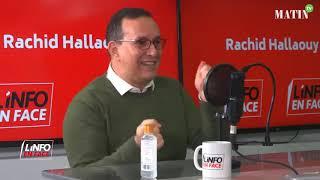 L'Info en Face avec Mehdi Alioua