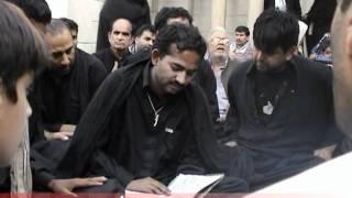 Waheed ul Hassan - Chadaran Sir Te Nahi - 18th Safar 2002 width=