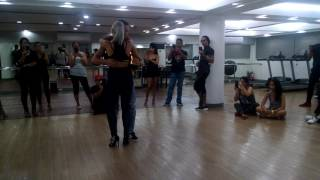 Kizumba Workshop with Sarah Lopez