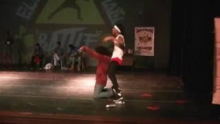 Penelope & Deivis Dhk Vs Jordan Dhk & Big Crue /Electri-Dancehall BATTLE