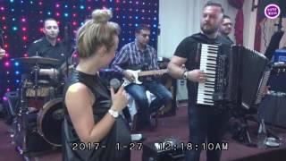 Muzicka zabava Obrenovac 2017.God.- Orkestar Borka Radivojevic  i Sladja Allegro - Vetrovi tuge