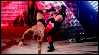 WWE Extreme Rules 2012: Randy Orton vs. Kane (Falls Count Anywhere Match)