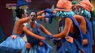 Transmissão Live Festa Junina da Portuguesa, Patati patata, Vamos dançar quadrilha