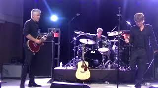 John Waite-Back On My Feet Again live in Manitowoc,WI 6-16-18