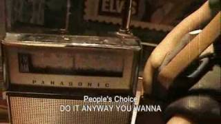 PEOPLE'S CHOICE:  DO IT ANY WAY YOU WANNA (1975)