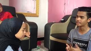 Ku Faiz & Syafa Wany - Raya Telah Tiba (Cover Aiman Tino)