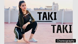 TAKI TAKI | DJ Snake, Cardi B , Ozuna & Selena Gomez DANCE COVER BY KANISHKA TALENT HUB