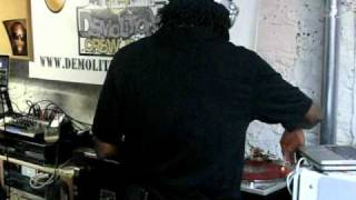 Secret Service Saturday Sep. 4th 2k10 (DJ Basiq & DJ Fame) Demolition Crew DJ'S (pt. 5)