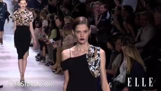 Christian Dior. Paris Fashion Week. Otoño / invierno 2016-2017