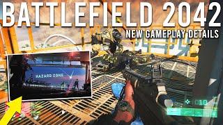 Battlefield 2042 NEW Gameplay details -