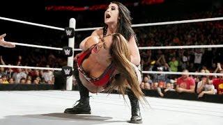 WWE RAW 03.02.15 Diva's Championship Match: Paige vs. Nikki Bella (720p) width=