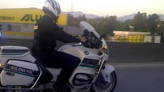 Low Deep T arrives in Tirana, Albania with Dispatch Riders April 2013!!!