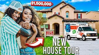 The Reason WE MOVED + NEW HOUSE TOUR!!!