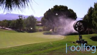 Turf Cooling Prevents Heat Stress and Promotes Bentgrass Greens Recovery