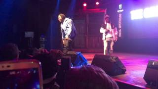 Tee Grizzly- first day out live @ the Ritz Raleigh,NC