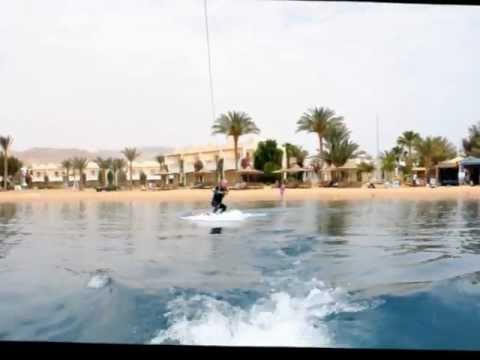 Egypt – Water Skiing in Dahab
