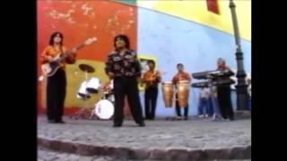 ADRIAN Y LOS DADOS NEGROS - Porque mi amor mentiste (HD)