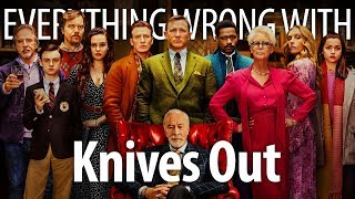 Everything Wrong With Knives Out In Whodunnit Minutes