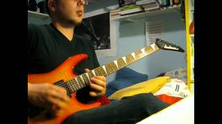 Stratovarius -  Speed of Light guitar cover