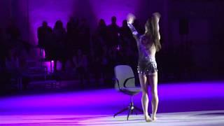 Polina Berezina (ESP) Inauguración Centro Deportivo COLONIAL SPORT - Diciembre 2018