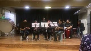 "Clarinet Quartet ""Because I'm Stupid"" (Boys Over Flower OST) [Part 1]"