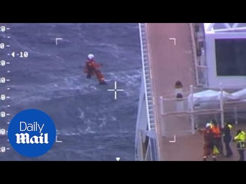 Passengers airlifted after Viking Sky cruise ship engine fails