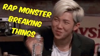 BTS Rap Monster God Of Destruction Moments