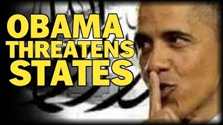 OBAMA THREATENS STATES: BLOCK REFUGEES AND FACE CONSEQUENCES