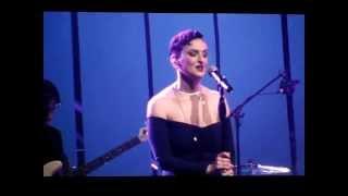 Arisa - Piccola rosa (live Milano - 16/04/14)