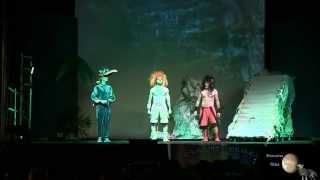 """""""Simba il Re Leone"""" musical - La Sfida di Scar"""