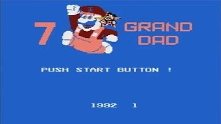Title Screen & Ending - 7 GRAND DAD