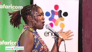 Nyota Ndogo - Watu na viatu (Cover by Serro) width=