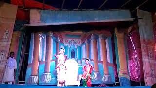 Vidyapati song ..jai jai Bhairavi dance ..by Maithili and Sanskriti .. beautiful song by Kunj Bihari