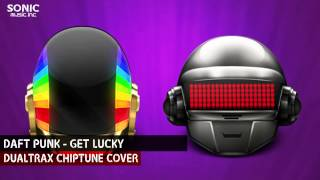 【Chiptune】Daft Punk - Get Lucky (Dualtrax Chiptune Cover)