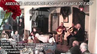 Ada de Castro - Deste-me um cravo encarnado