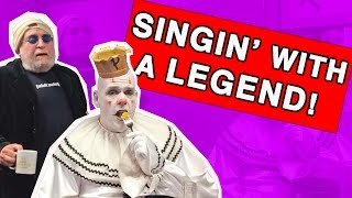 I Sang With A Rockstar - Puddles Pity Party - Crying In The Rain(Everly Brothers) cover