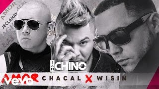 IAmChino - Amor (Lyric Video) ft. Chacal, Wisin