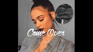 Kehlani x dvsn -  Come Over | TYPE BEAT (Prod.ALBREY)