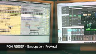 RON REESER - Syncopation #2 (Preview)