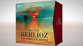 Hector Berlioz: The Complete Works (27 CD)