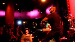 Tinie Tempah Written in The Stars Live @SOBS Eric Turner