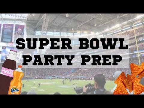 Are YOU throwing a Super Bowl party?  Well if you are, Jamison White, Sports Reporter for the Beacon, gives us his top 5 tips for throwing a successful Super Bowl party!  Video by Erica Lavik