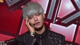 VIXX - On and On, 빅스 - 다칠 준비가 돼 있어, Music Core 20130309