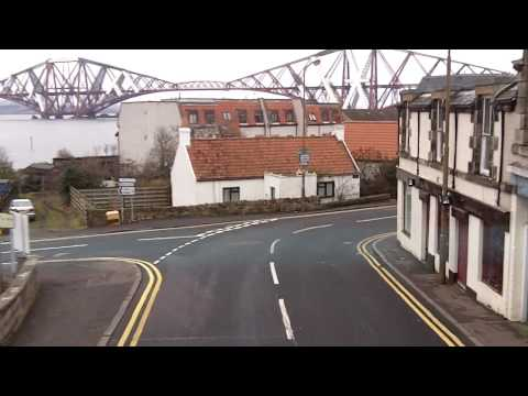 41 Bus Queensferry / Fourth rail bridge