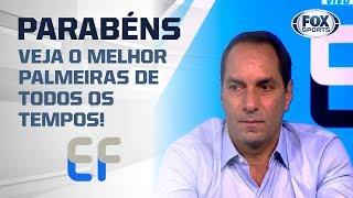 EDMUNDO CHOROU! Veja o melhor Palmeiras de todos os tempos!