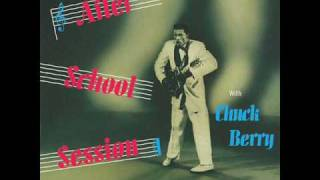 12 - Chuck Berry - Drifting Heart - After School Session - 1957