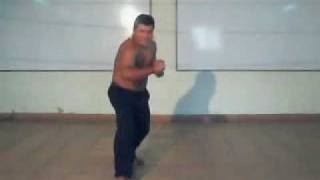 Dancing Samad
