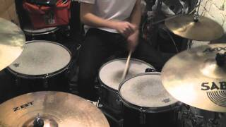 The Strokes - Someday (Drum Cover) Ben Andrew