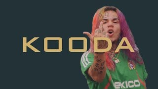 "6IX9INE Type Beat ""KOODA"" Tekashi 69 Six Nine Type Beat (Bouncy Trap Beat, Flute Trap Type Beat)"