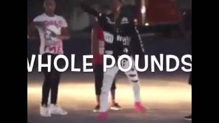 I done lost 3 pounds remix